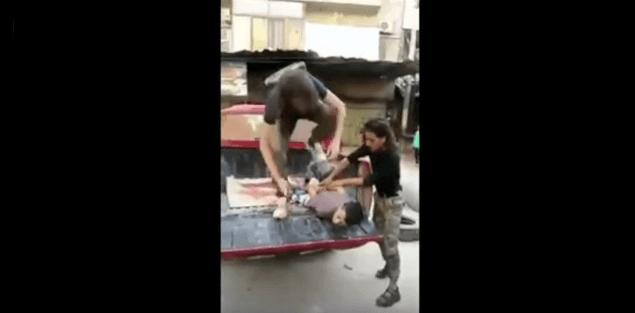 Pemberontak Asal Suriah Penggal Kepala Bocah 10 Tahun asal Palestina