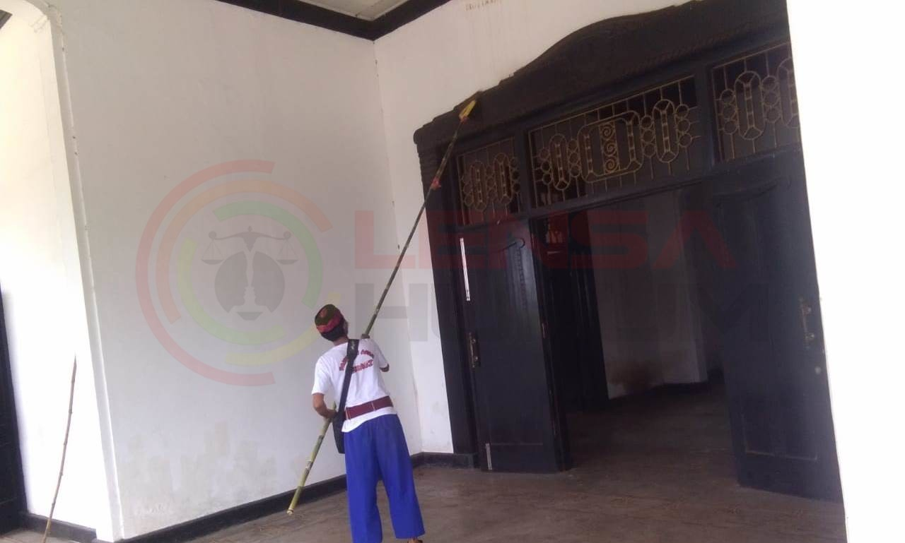 LensaHukum.co.id - Gedung Juang Tambun Butuh Tukang Kebersihan 4 - Gedung Juang Tambun Butuh Tukang Kebersihan