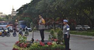 LensaHukum.co.id - Polres Metro Jakarta Utara Gelar Apel Dalam Rangka Pengamanan Pemilu 2019 2 310x165 - Polres Metro Jakarta Utara Gelar Apel Dalam Rangka Pengamanan Pemilu 2019
