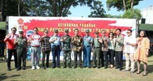 "Panglima TNI Buka "" Kejuaraan Panahan Piala Panglima TNI Open Tahun 2019"