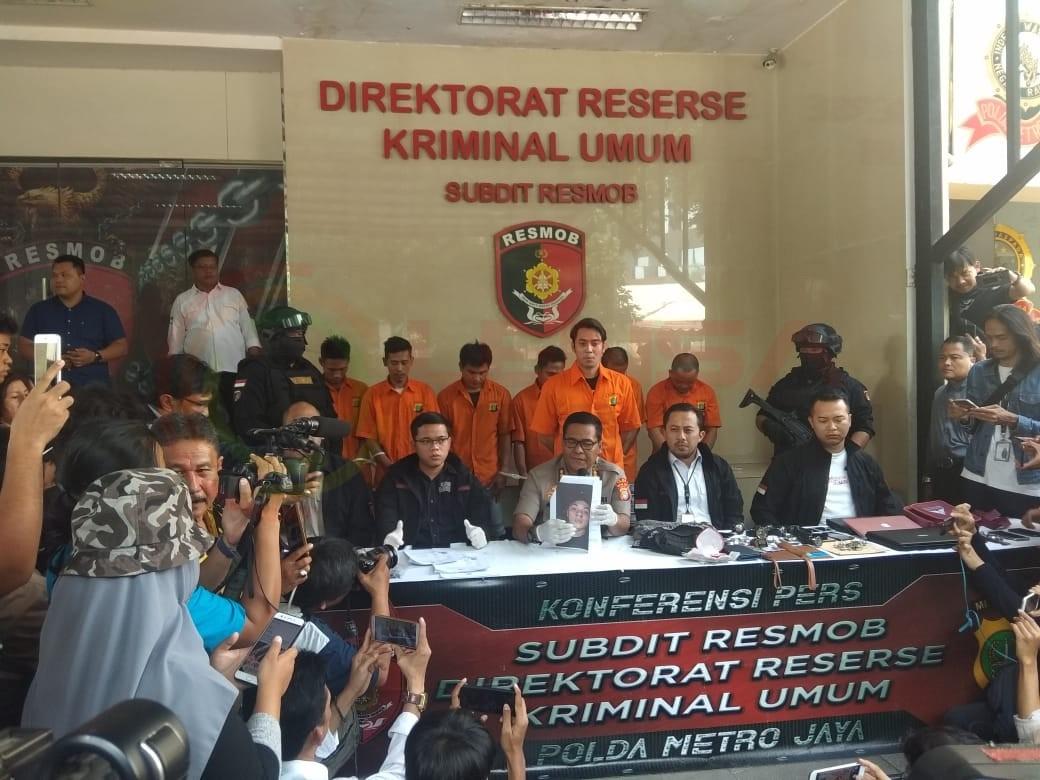 LensaHukum.co.id - IMG 20190724 WA0115 1 - Terlibat Penganiayaan Kriss Hatta Ditangkap Resmob Polda Metro