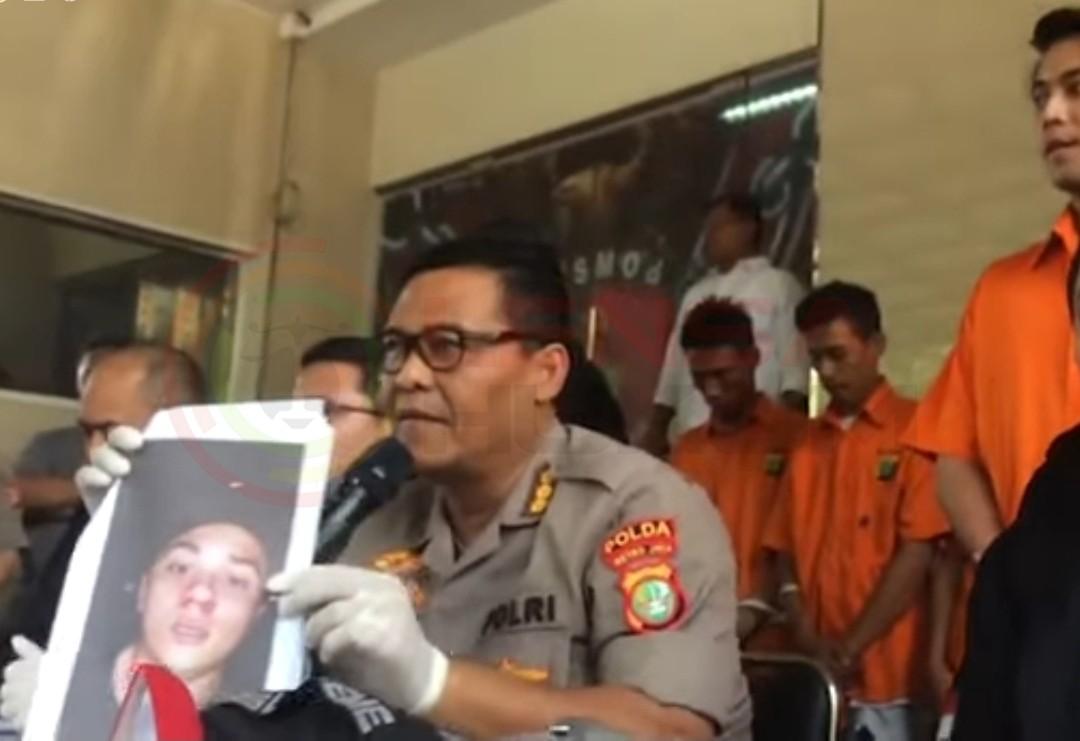 LensaHukum.co.id - Screenshot 20190724 200006 Gallery - Terlibat Penganiayaan Kriss Hatta Ditangkap Resmob Polda Metro