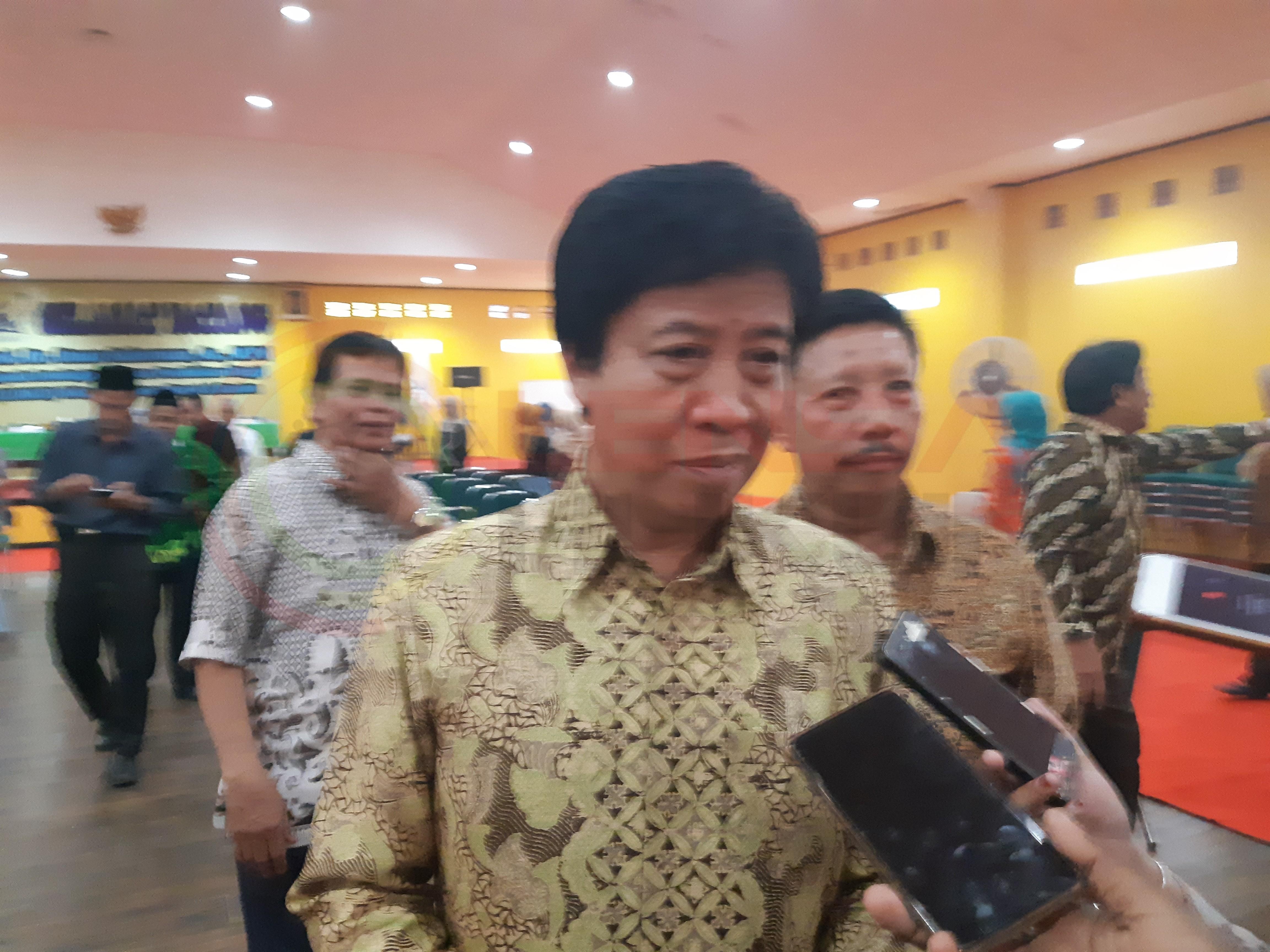 LensaHukum.co.id - 20190806 171839 - Prof.Dr.Uman Suherman AS.Mpd,Mengesahkan ijin Operasional Universitas Mitra Karya