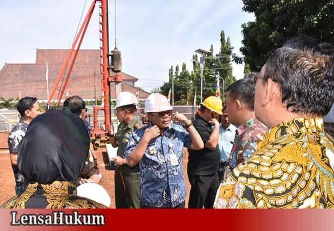 LensaHukum.co.id - IMG 20190810 WA0004 - Pembangunan Gedung Kominfo Kabupaten Pekalongan Gunakan Dana APBD Tahun 2019