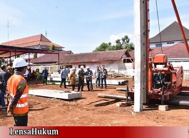 LensaHukum.co.id - IMG 20190810 WA0006 - Pembangunan Gedung Kominfo Kabupaten Pekalongan Gunakan Dana APBD Tahun 2019