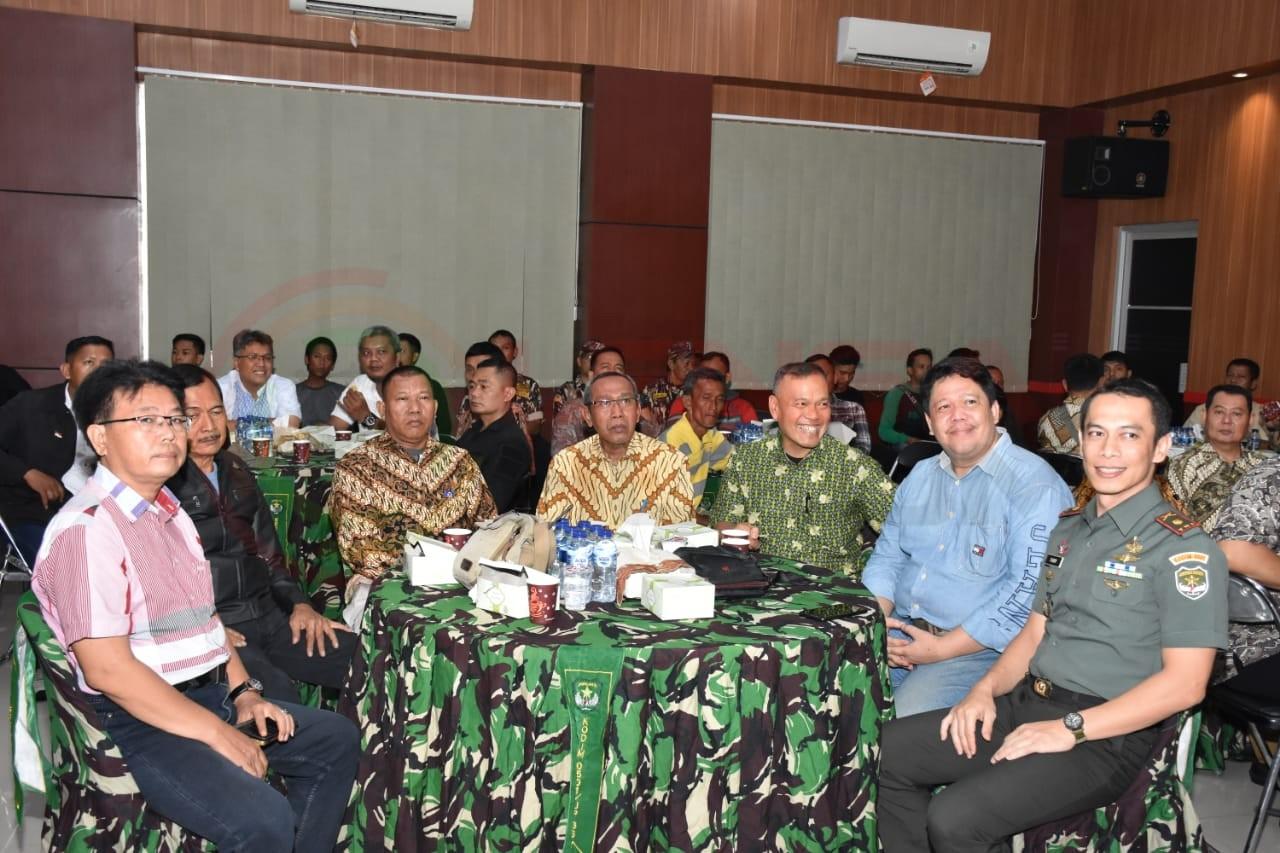 LensaHukum.co.id - IMG 20190810 WA0012 - Kodim 0501/ Jakarta Pusat BS Menyelenggarkan Pembinaan Komsos Cegah Tangkal Radikalisme