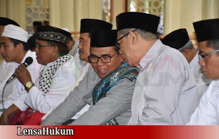 LensaHukum.co.id - IMG 20190811 WA0019 - Bupati Pekalongan Shalat Idhul Adha Di Masjid Agung Al-Muhtaram