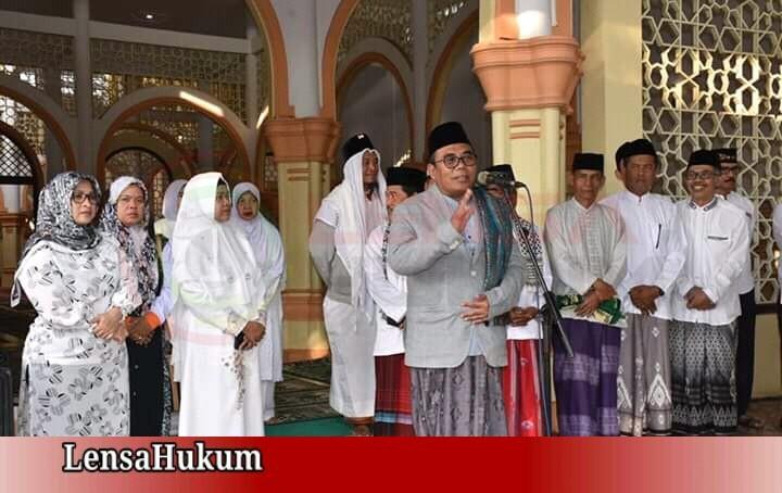 LensaHukum.co.id - IMG 20190811 WA0025 - Bupati Pekalongan Shalat Idhul Adha Di Masjid Agung Al-Muhtaram