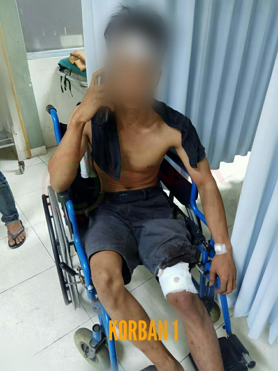 LensaHukum.co.id - IMG 20190812 WA0001 - Akibat Cemburu Seorang Pemuda Nekat Menganiaya Mantan Pacarnya Dengan Senapan Angin