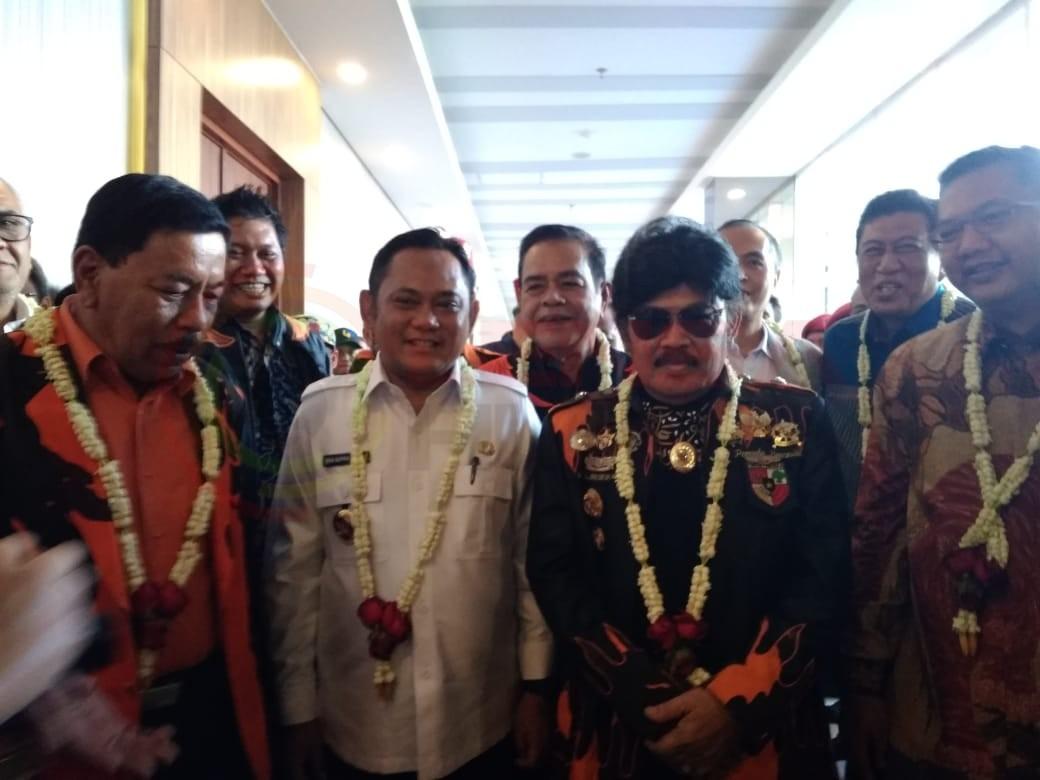 LensaHukum.co.id - IMG 20190813 WA0041 - Muscab IX Pemuda Pancasila Kabupaten Bekasi Di Hadiri Bupati H.Eka Supria Atmaja,SH