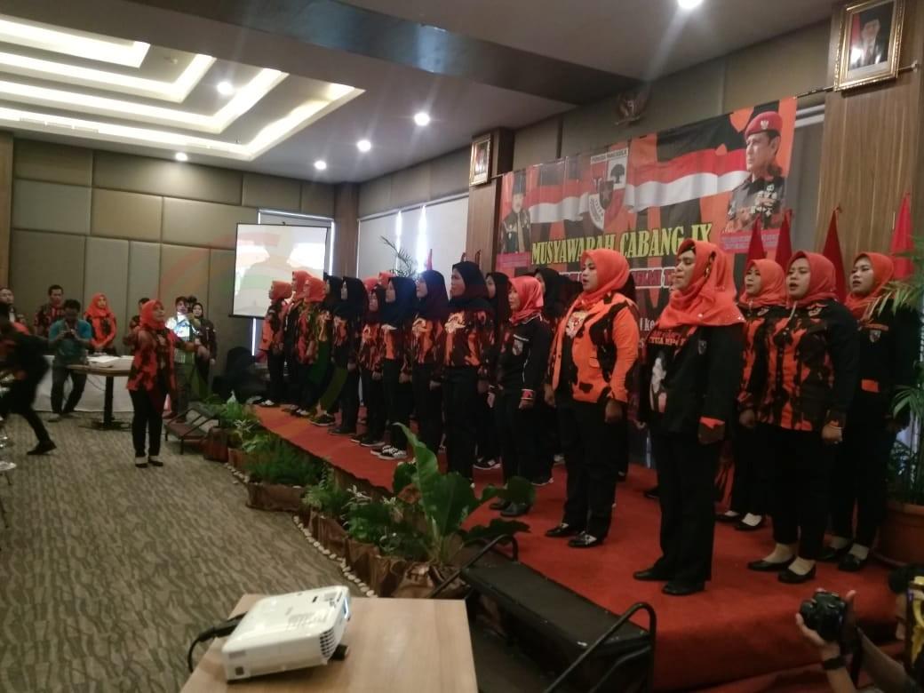 LensaHukum.co.id - IMG 20190813 WA0045 - Muscab IX Pemuda Pancasila Kabupaten Bekasi Di Hadiri Bupati H.Eka Supria Atmaja,SH