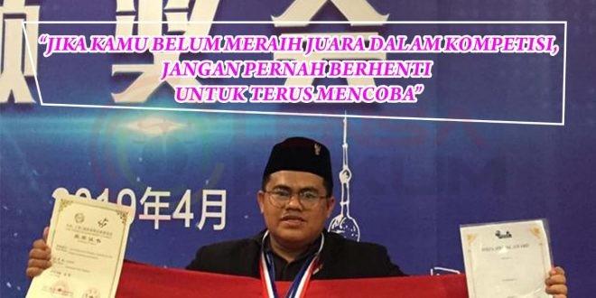 LensaHukum.co.id - IMG 20190816 WA0008 660x330 - Muhammad Ja'far Tokoh Muda Dan Ilmuan Mengharumkan Indonesia Di Dunia Internasional