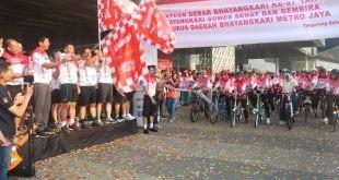 Gowes Merdeka Astra TNI – Polri