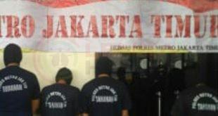 Kasat Reskrim Polres Metro Jakarta Timur Berhasil Mengamankan Dua Pelaku Curanmor