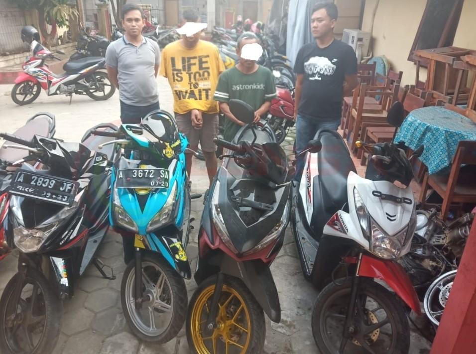 LensaHukum.co.id - Screenshot 20190803 004113 Photo Editor - Polres Pandeglang Berhasil Ungkap Kasus Pencurian Dan Penadah Bermotor